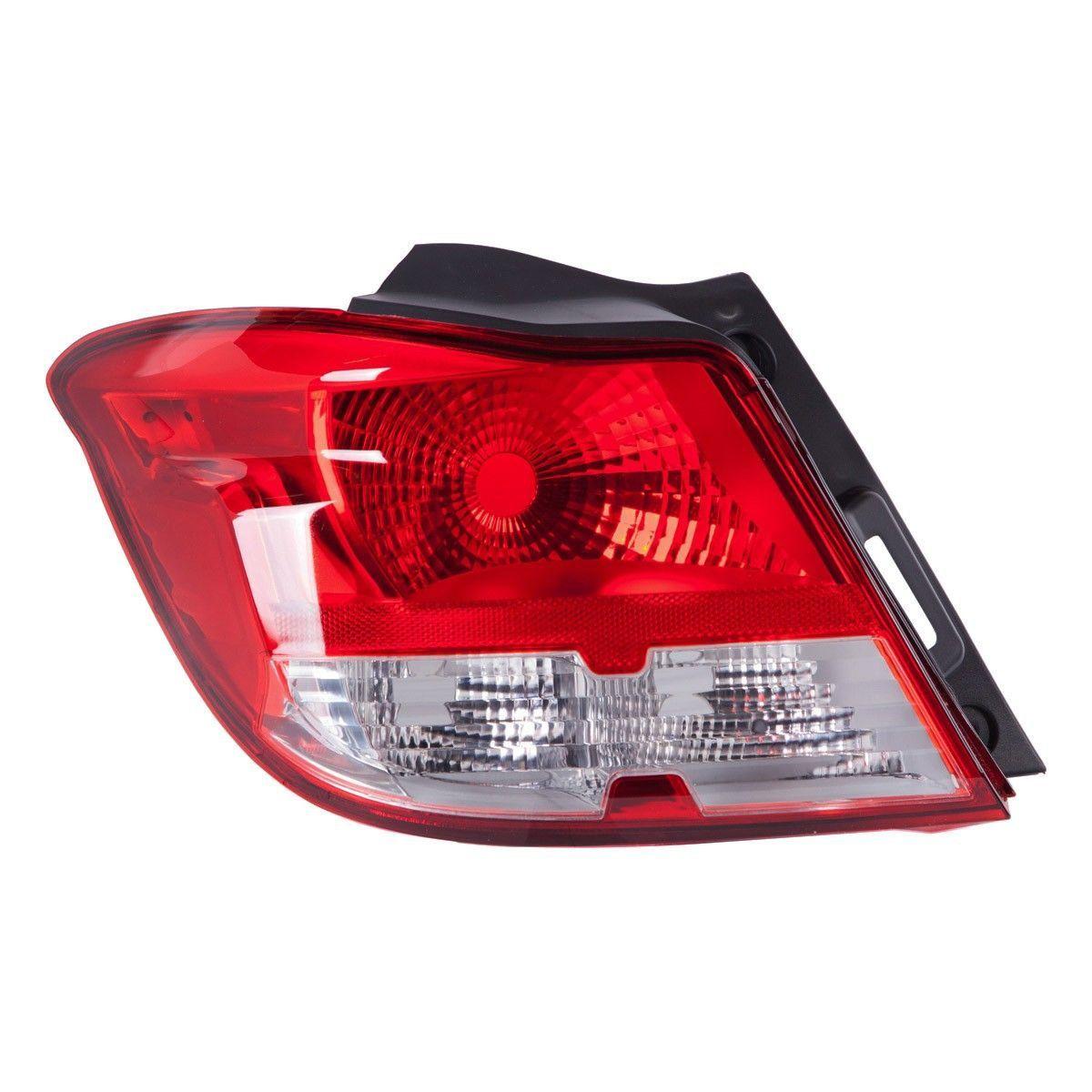 Lanterna traseira lado motorista - Onix 2013 a 2019