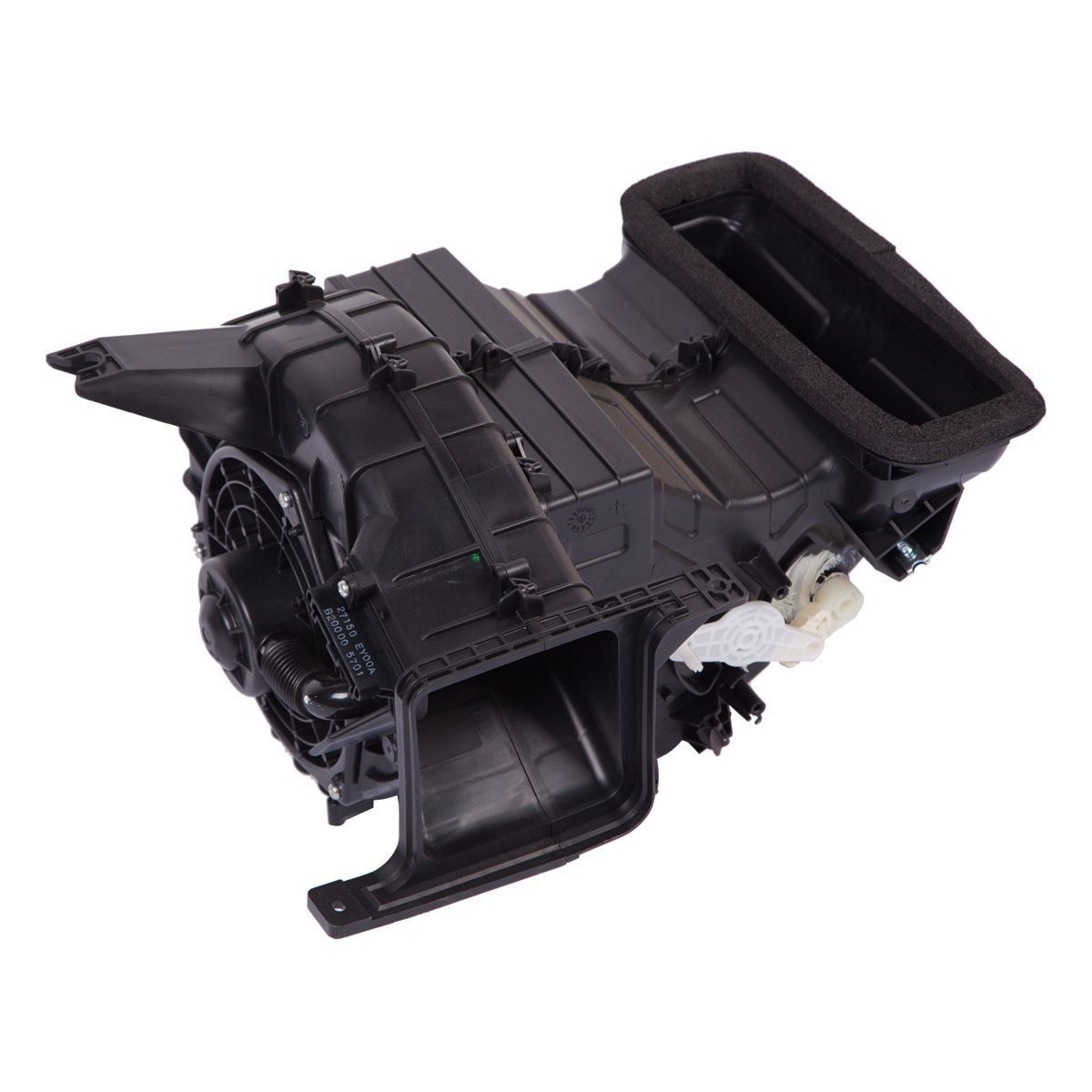 Motor da ventilacao interna (c/ a/c) - S10 nova 2016 a 2017