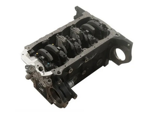 Motor parcial 1.8 8V flex - Montana 2004 e 2005