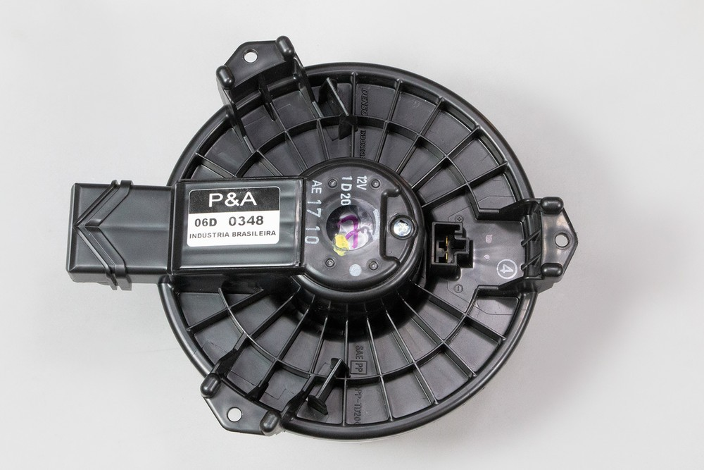 Motor ventilacao interna do painel - Spin 2015 a 2021
