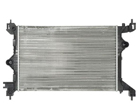 Radiador de agua motor - Onix 2013 a 2016