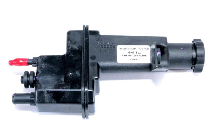 Reservatorio bomba direcao hidraulica - Captiva 2008 a 2017 motor 2.4