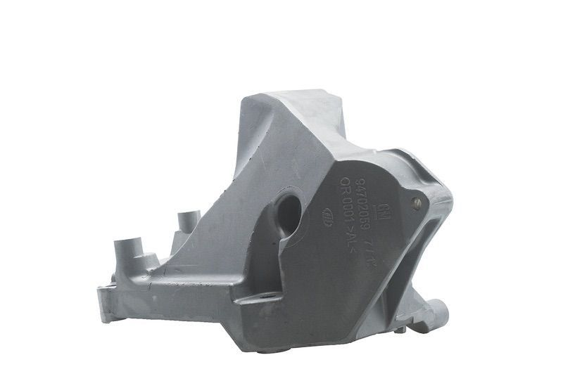 Suporte compressor ar condicionado- Agile/ Celta 2009 a 2014/ Montana nova/ Corsa sedan 2005 A 2009/