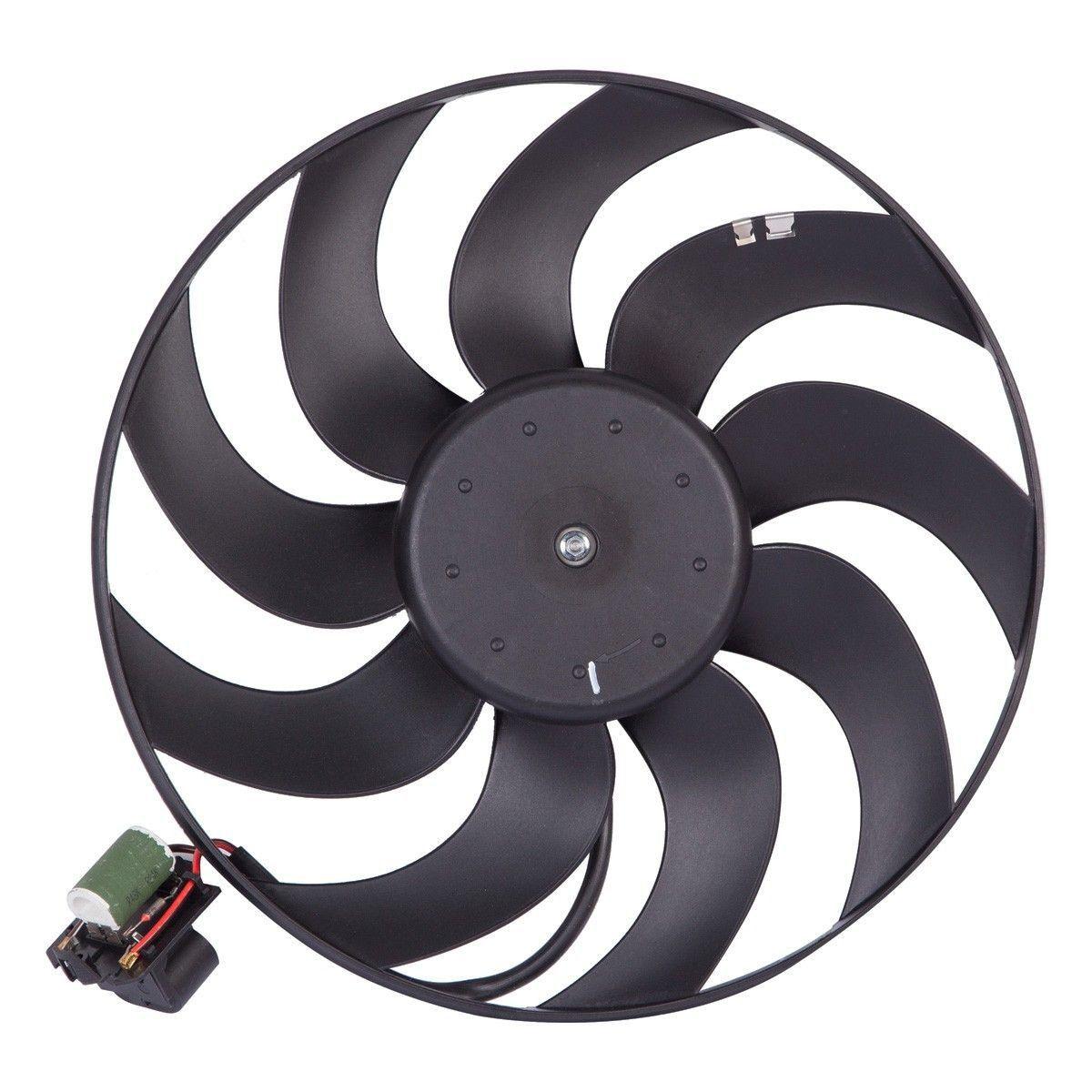 Ventoinha radiador - Cruze 2012 a 2016