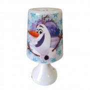 Abajur LED Infantil Olaf