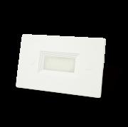 Balizador LED de embutir Externo 3W IP65