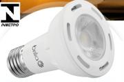 Lâmpada LED PAR20 6,5w Bivolt Dimerizável Brilia Certificação Inmetro
