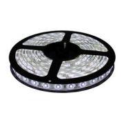 Fita LED 3528 12V IP20 sem Silicone Rolo com 5m Luz Branco Frio 6000K