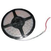 Fita LED 3528 12V IP65 Com Proteção de Silicone - Branco Frio 6000K