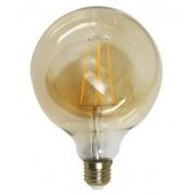 Lâmpada Filamento LED Tipo Filamento de Carbono Vintage G120 4W Bivolt