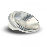 Lâmpada LED AR111 Dimerizável Refletora 10W 24°