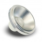Lâmpada LED AR111 Refletora 10W 24° Bivolt Driver Interno