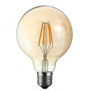 Lâmpada LED Filamento 8W Tipo Carbono Vintage G95