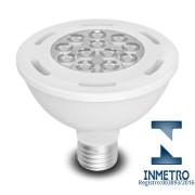 Lâmpada LED PAR30 9,5W Com Inmetro Bivolt