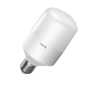 Lâmpada LED Bulbo 28W Ultra Bivolt E27 BRILIA Certificada pelo INMETRO