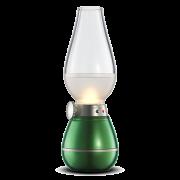 Lamparina de LED Recarregável com Ajuste de Luminosidade Liga c/ Sopro
