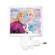 Mini Abajur Infantil LED Frozen