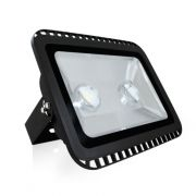 Refletor de LED Preto 180W Bivolt IP65