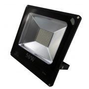 Refletor LED SMD 50W - Uso Externo