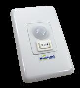 Sensor de Presença Bivolt MPL11 4x2 Tempo Regulável com Interruptor