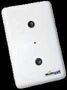 Sensor de Presença MPL25 Ultrasônico - Ajuste de Tempo e Sensibilidade