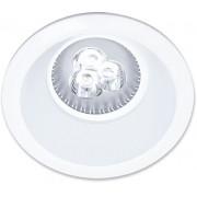 Spot LED Redondo Tech Back 3W
