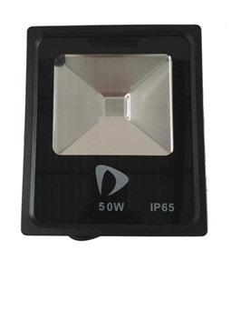 Kit 6 Refletores LED RGB 50W c/ Memória, Guarda a última programação