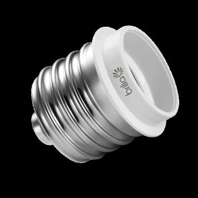 Soquete Adaptador de Soquete de Lâmpadas de E40 para E27 - BRILIA
