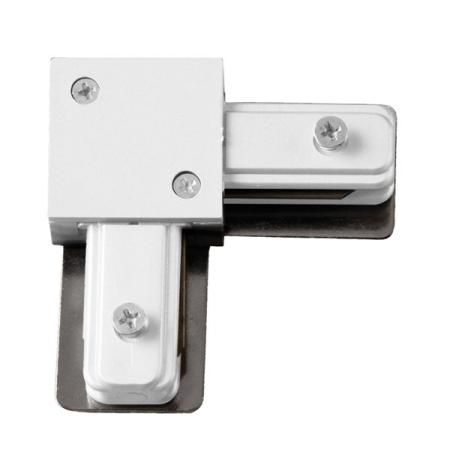 Conector 90° Para Trilho Eletrificado Branco - Bronzearte