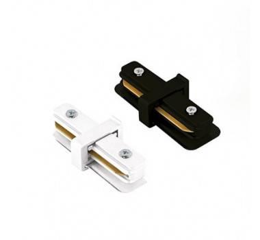 Conector Emenda Reto Para Trilho Eletrificado Com Fio de Cobre