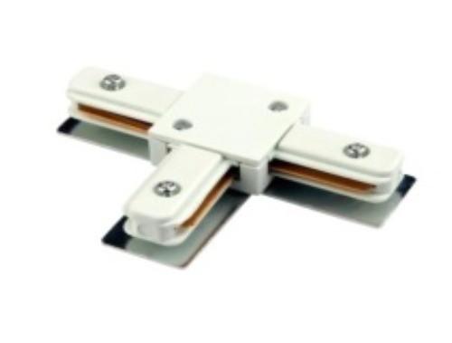 Conector T para Emenda de Trilho Eletrificado Com Fio de Cobre