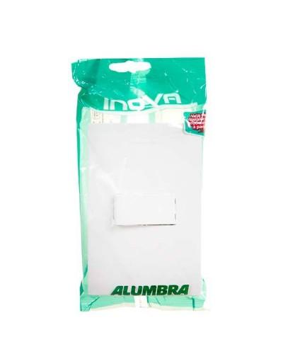 Conjunto 4x2 com 1 Interruptor Simples - Linha INOVA Alumbra cód 5433
