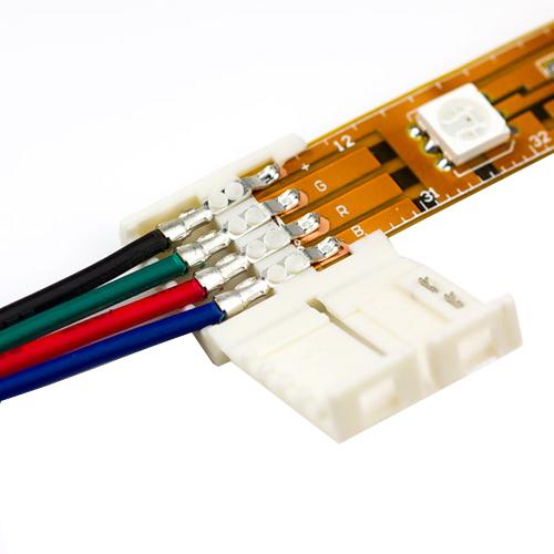 Emenda Para Fita LED RGB - LinkLED
