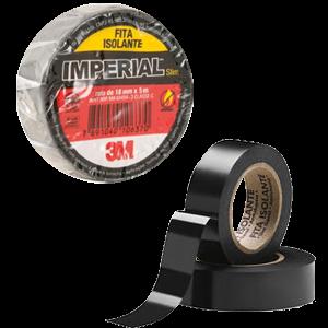 Fita Isolante Imperial Slim 18 mm x 5 metros - 3M