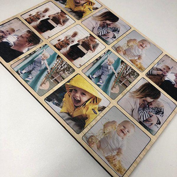 Jogo da Memória - Memories Família