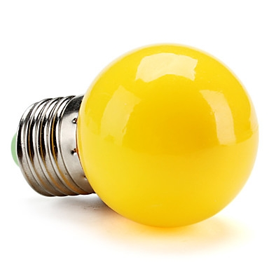 Lâmpada Bulbo LED Bolinha 1W