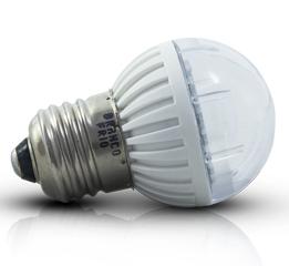 Lâmpada Bulbo LED Bolinha 3W