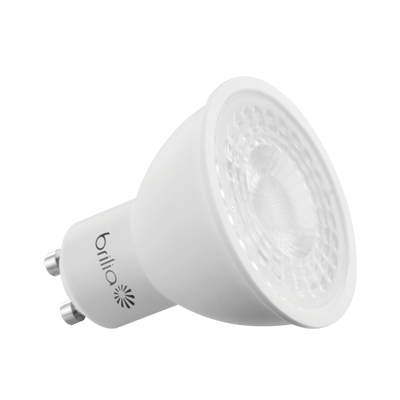 Lâmpada Dicroica LED GU10 5W Bivolt Brilia