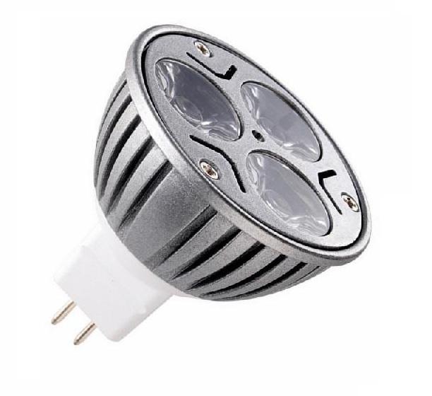 Lâmpada LED 3W 12Volts Dicroica G5.3 - Bipino