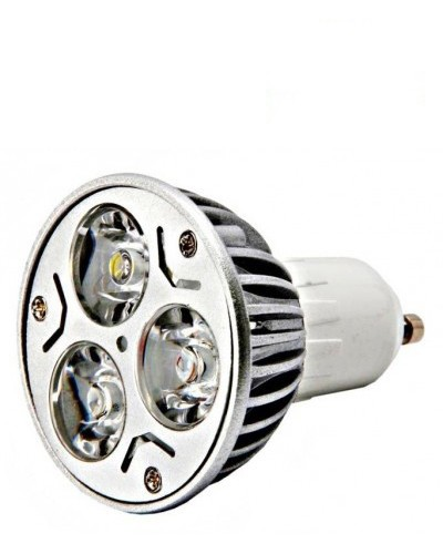 Lâmpada LED Dicroica 3W GU10 Bivolt
