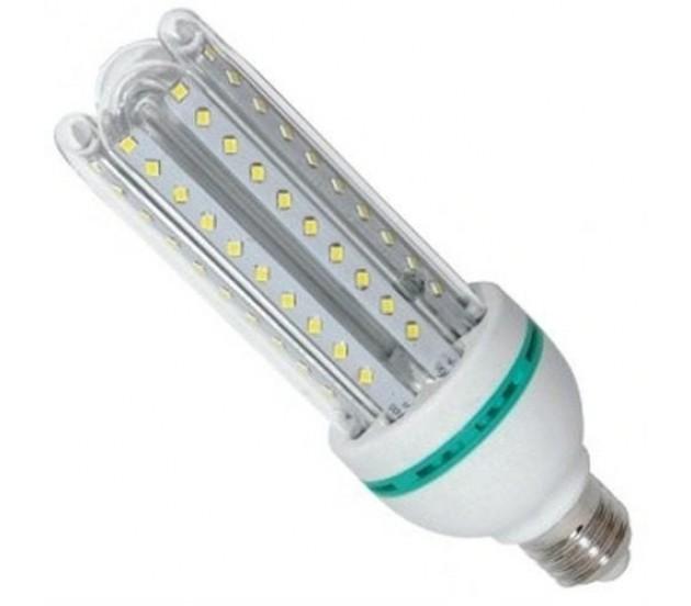 Lâmpada LED 4U 12W Modelo Eletrônica