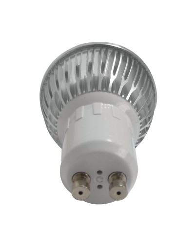 Lâmpada LED 4W Dicroica GU10 Bivolt