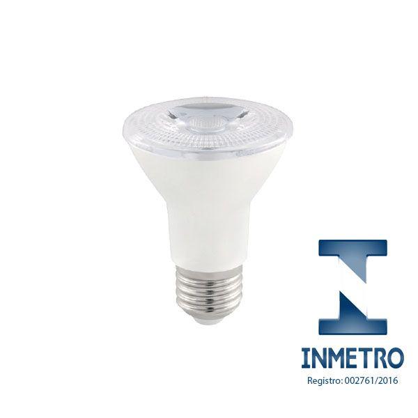 Lâmpada LED 6W PAR20, Bivolt Com Inmetro Stella