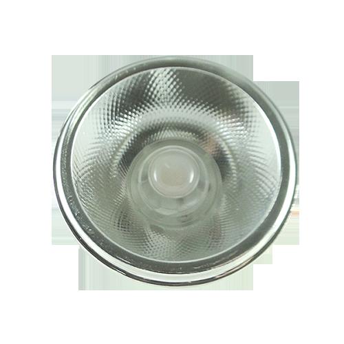 Lâmpada LED AR111 Refletora 12W Bivolt com Driver Externo Branco Quente