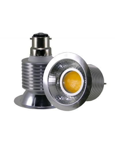 Lâmpada COB LED AR70 7W Com 2 Fios
