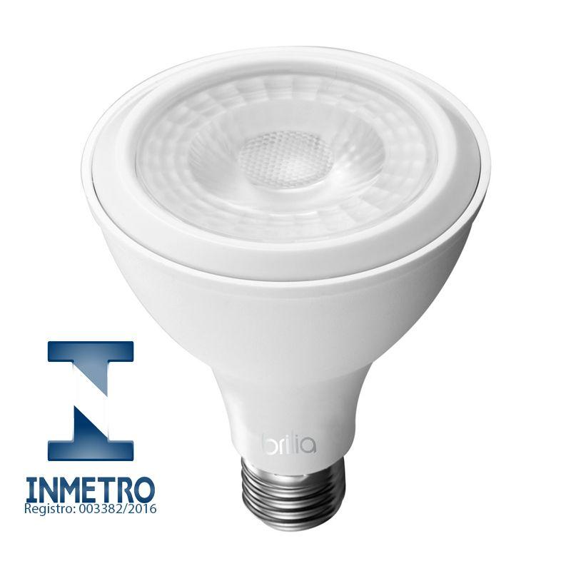 Lâmpada LED PAR30 Smart 11W Bivolt Brilia - Certificada pelo Inmetro