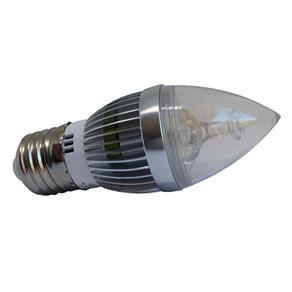 Lâmpada LED Vela Cristal 3W E27 Bivolt