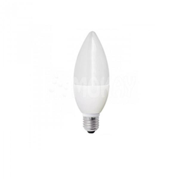 Lâmpada LED Vela Fosca E14 4W Bivolt