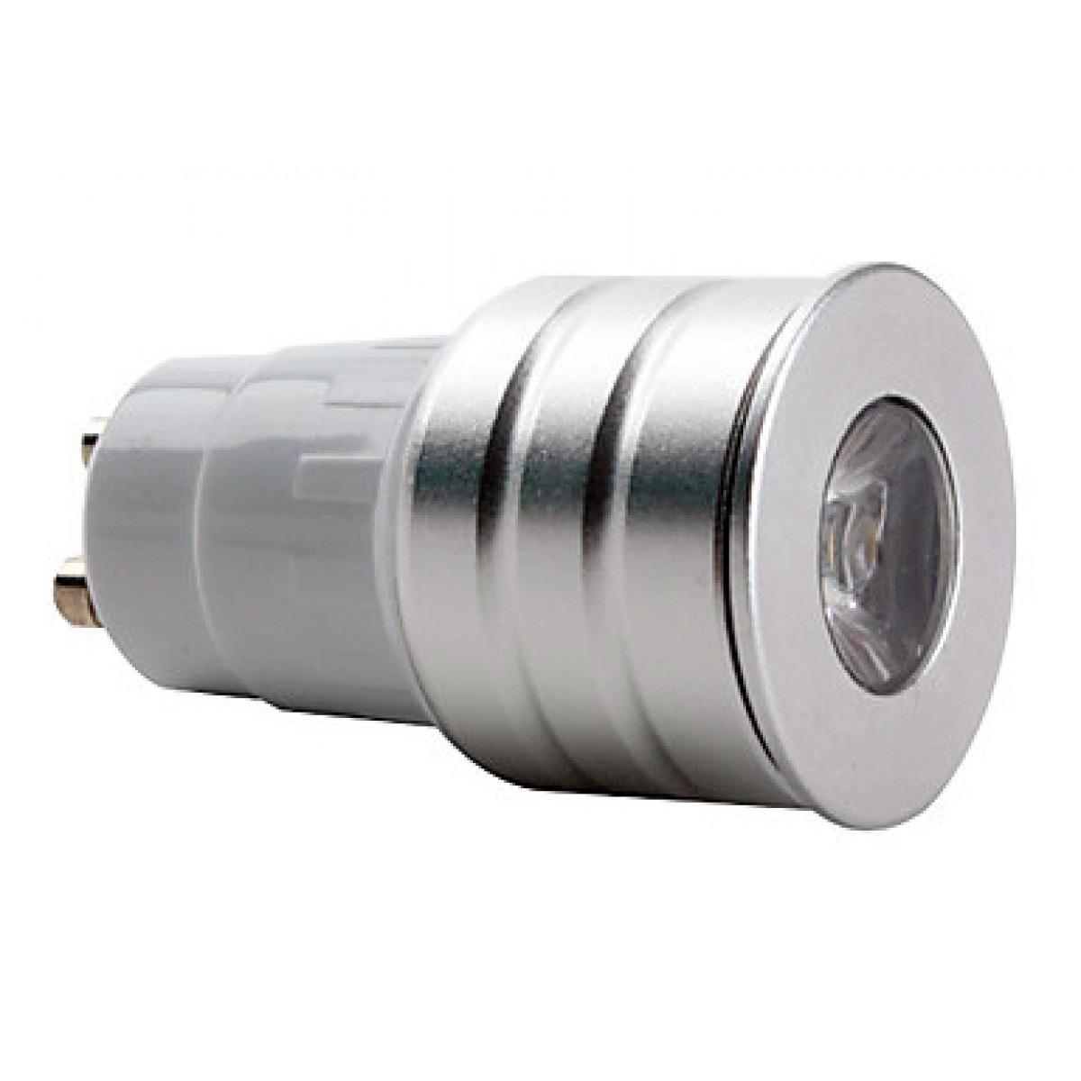 Lâmpada LED Mini Dicroica MR11 2W GU10 Bivolt