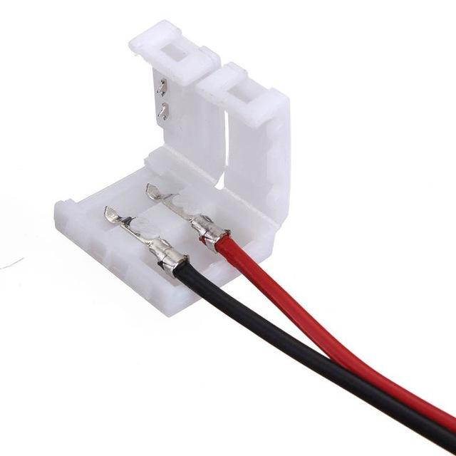 Jumper Para Fita LED 3528 com espaçamento entre conexões